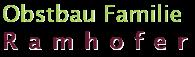 Erdbeeren Ramhofer Logo